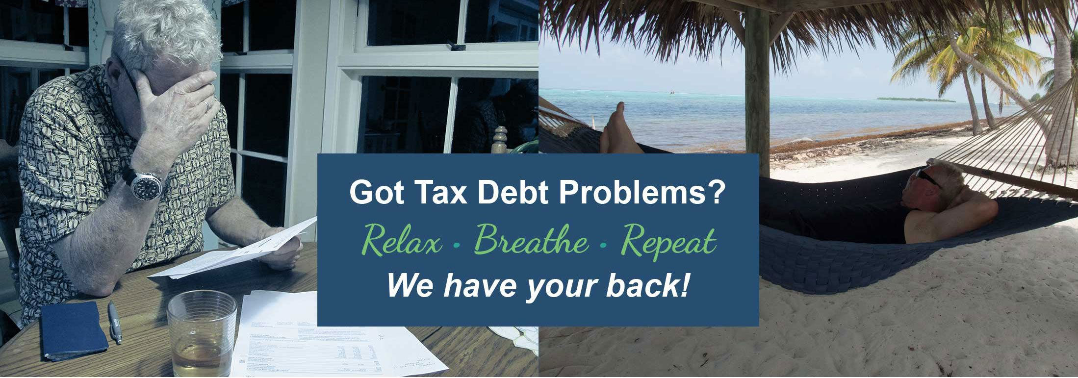 tax deb relief